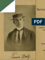 Daly's Bartending Encyclopedia (1903), Tim Daly