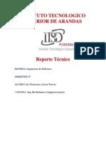 Reporte Tecnico