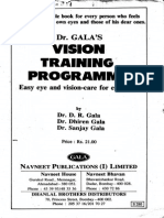 Vision Training Program -Dr.gala