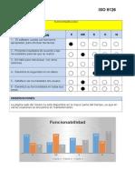 Formatos ISO 9126