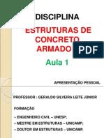 Apresentação - AULA 1