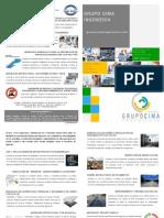 Brochure Capacitación Técnica