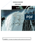 Manual Sierra Durma DCB-S 560