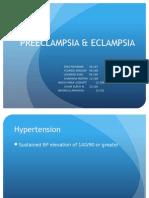 Presentasi Preeklampsia & Eklampsia (Dr Batara)