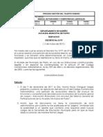 Manual de Funciones Secretaria de Educación 2012