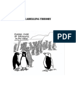 Labelling Theory Handout