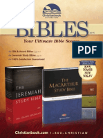 Bible Resources