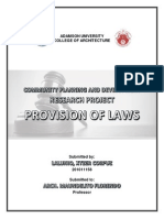 CPD-Provisions of Laws
