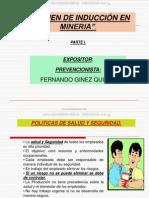 Curso Examen Preguntas Respuestas Induccion Mineria