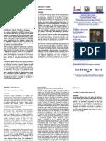 Triptico Foro Postdoctoral - Redes Como Generadoras de Cambio