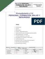 9 Personal Formacion Salud y Seguridad Generico 15-05-10