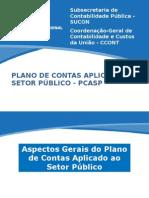 PCASP - Plano de Contas Aplicado ao Setor Público