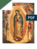 Descrição Do Manto de Nossa Senhora de Guadalupe