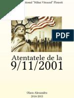 Atentatele de la 11 septembrie 2001