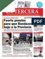 Diario La Tercera 15.06.2015