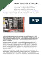 Los Mejores Precios En Aire Acondicionado De Toda La Web.