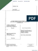 Gordon v. Impulse Marketing Group Inc - Document No. 34