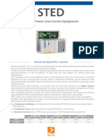 STE D_Digital Power Line Carrier Equipment
