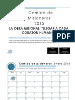 Calendario2015 Misioneros GJQ