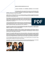 El 2015 Se Inicia Con 20 Partidos Políticos Inscritos en El Jne