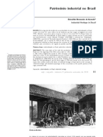 Patrimonio Industrial en El Brasil