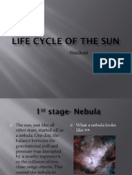 rebecca hann life cycle of the sun