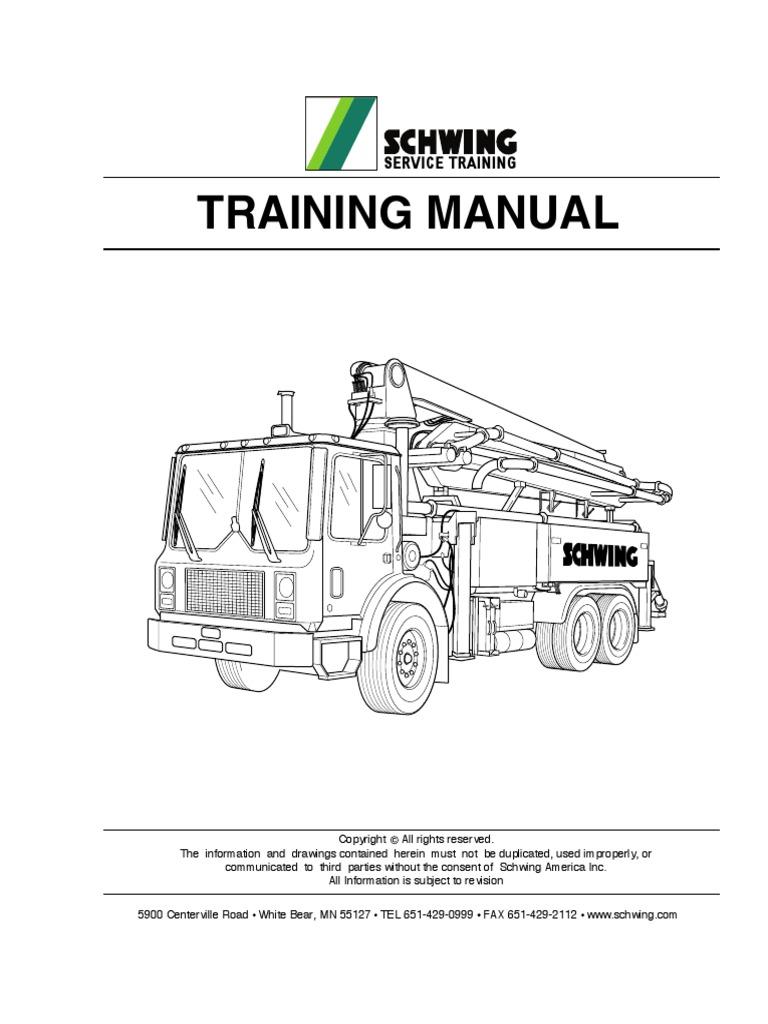schwing trainingmanual valve pump rh scribd com Schwing's Covington Schwing Insurance Agency