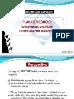 Construyendo Una Vision Estrategica Para Mi Empresa - Lic. Pablo Navarrete