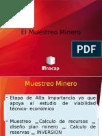 3.1 El Muestreo Minero