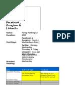 FPD Content Calendar
