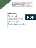 Diagnostico de Averias Por Análisis de Aceite