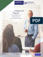 MRKT-16928 CFP Resources Brochure