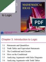 Statements & Quantifiers