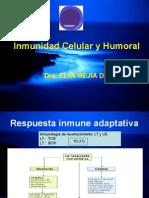 INMUNIDAD Celular y Humoral 2015