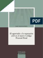Elki Villegas Paiva - El Agraviado y La Reparación Civil en El Nuevo Código Procesal Penal