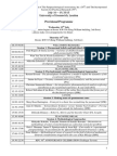 2015 PA-SPR Convention Provisional Program