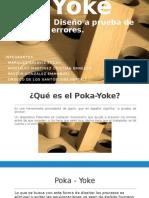 Exposición Poka Yoke