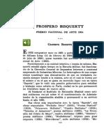 Prospero Bisquert Bio