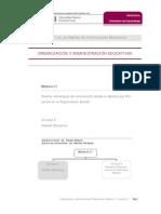 Universidad Interamericana- Modulo de Organizacion