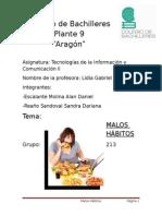 Colegio de Bachilleres Plante 9