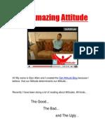 One Amazing Attitude