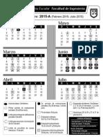 Calendario 2015 A