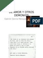 De Amor y Otros Demonios