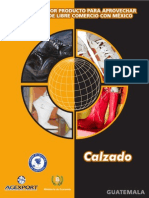 Guia MEX GUA Sector Calzado