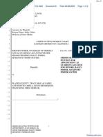 Fisher et al v. Placer County, et al. - Document No. 6
