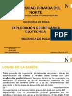Exploración Geomecanica y Geotecnica - Parte I.1