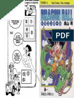 01. Goku y Sus Amigos