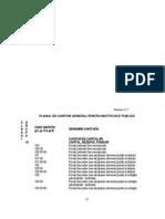 Plan de Conturi institutii publice