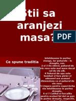 Pregatirea si aranjarea mesei (PN).pps