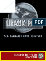 Jurassic Pork Sen. Jeff Flake 06.11.2015